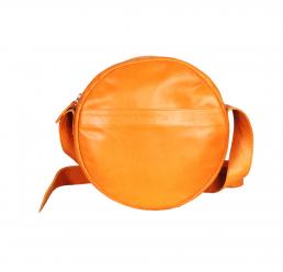 Bonny-Blue Crossbody Moon Smooth Orange, oranje, top, bovenkant