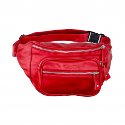 Bonny-Blue Moneybelt Billionaire Smooth Scarlet