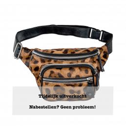 Bonny-Blue Moneybelt Millionaire Original Leopard - tijdelijk uitverkocht