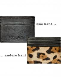 Bonny-Blue Cardholder Original Leopard