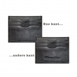 Bonny-Blue Cardholder Smooth Black